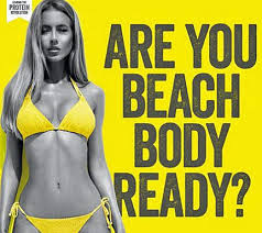 Beach Body Meme - protein world s beach body ready ad know your meme