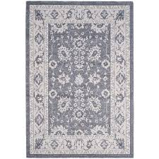 Beige And Gray Area Rugs Safavieh Princeton Gray Beige 8 Ft X 10 Ft Area Rug Prn711g 8