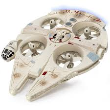 amazon com air hogs star wars remote control millennium falcon
