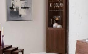 minimalist enchanting corner buffet cabinet dining room