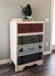 chalk painted furniture by color coral chalk paint furniture