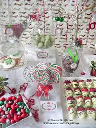 candy decorated christmas trees christmas lights decoration