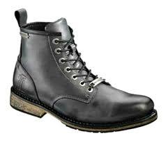 mens black leather motorcycle boots harley davidson u0026reg men u0027s black label darrol black leather