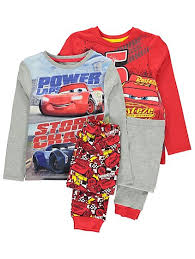 2 pack disney pixar cars 3 pyjamas george