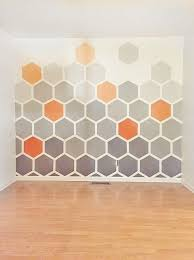Best  Wall Paint Patterns Ideas That You Will Like On Pinterest - Wall paint design