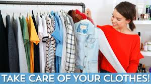 Cleaning Out Your Wardrobe by How To Get The Most Out Of Your Wardrobe Ingrid Nilsen Youtube