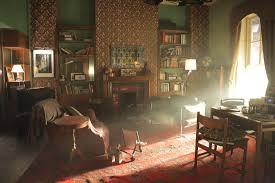 How Much Is A Living Room Set Sherlock Sets Design 221b Living Room I Always Just