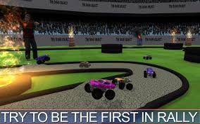 monster truck rally video toy monster truck rally android apps on google play