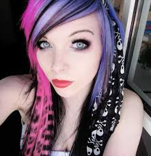 periwinkle hair style image 40 stunning long emo hairstyles for girls in 2017 blurmark