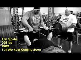 Benching 315 Eric Spoto U0027s Training Routine U0026 Methods For A World Record Bench