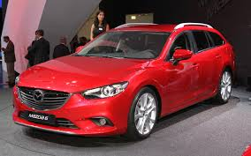 mazda wagon this is the 2014 mazda6 wagon no you can u0027t have one