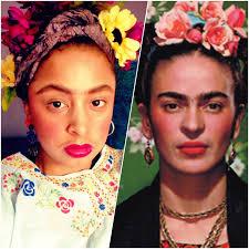 halloween makeup mac frida kahlo halloween makeup tutorial youtube