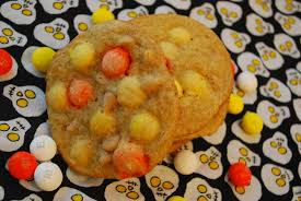 monster candy corn cookies the domestic rebel
