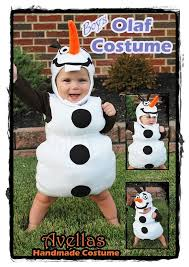 Unique Baby Boy Halloween Costumes 25 Baby Olaf Costume Ideas Olaf Costume