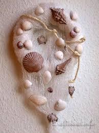 seashell wreath free summer craft idea make a seashell wreath