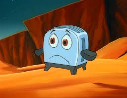 The Little Toaster Goes To Mars What Is This Zombie Thing And How Do I Make It Go Away Imgur