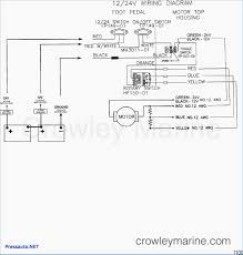 how to wire 24 volt trolling motor and 12 volt power pole