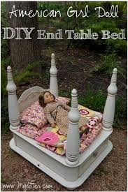 Making A Small End Table by How To Make An Ag Doll Room In A Small Space Descargas Mundiales Com