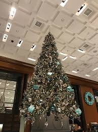 Tiffany Christmas Tree Ornament New York City At Christmas Never Disappoints With Louis Linda