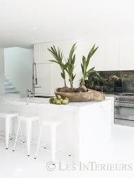 Sydney Kitchen Design by All White Les Interieurs Interior Design By Pamela Makin
