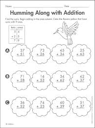 addition and subtraction power practice 013187 details rainbow