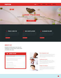templates bootstrap html5 68 amazing bootstrap website templates that looks awesome wpfreeware
