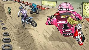 women u0027s professional motocross faces uphill battle for legitimacy