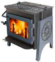 award winning hybrid wood stove