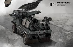 transformers hound truck transformers the last knight concept art by mark yang bumblebee