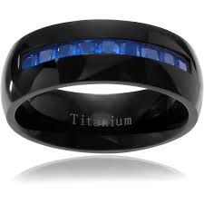 mens wedding bands sydney black titanium wedding rings sets pictures