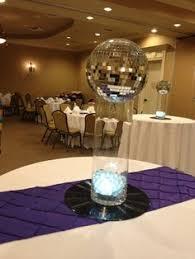 disco ball centerpiece disco ball discos and centerpieces