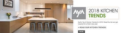 kitchen furniture list aya kitchen gallery kitchen and bath cabinetry showroom mount