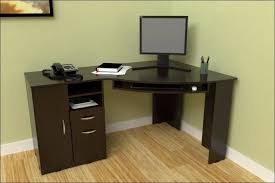 Oak Corner Computer Desk With Hutch Furniture Magnificent Small Oak Corner Desk Corner Shelf Desk