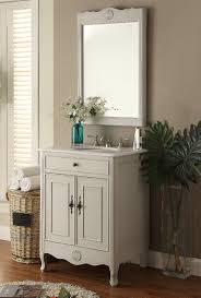 Bathroom Vanities And Mirrors Sets Powder Room Daleville Bathroom Vanity Set 838ck Mir