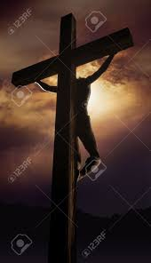 jesus on the cross stock photo picture and royalty free image