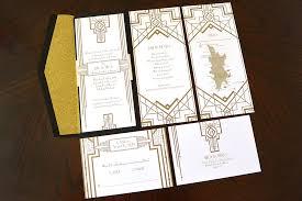 gatsby invitations gatsby wedding invitations marialonghi