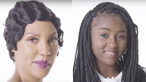100 years of black women u0027s hairstyles and hair trends allure