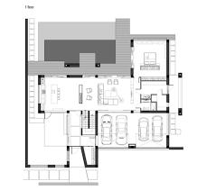 Open Modern Floor Plans Home Designs Open Modern Apartment Design Sleek House That Puts
