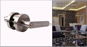 Bedroom Door Locks With Key Interior Door Lock Living Room Bedroom Bathroom Door Handle Lock
