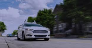 ford autonomous 2021