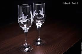 wedding goblets buy wedding glasses together forever engraved glass on livemaster