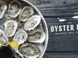 ot central cuisine the oyster bar visit st petersburg clearwater florida