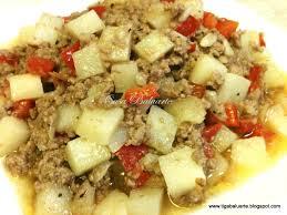 casa baluarte filipino recipes ground beef and potatoes recipe
