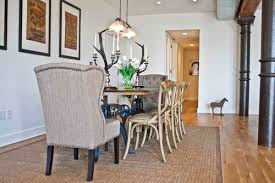 Dining Room Wingback Chairs Dining Room Wing Chairs Cool Image Of Collection In Wingback