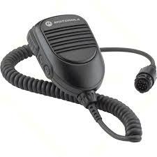 motorola rmn5053 impres heavy duty microphone radioparts com