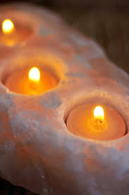 beeswax candles for natural allergy relief and air purification