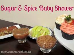 sugar and spice baby shower sugar and spice baby shower munchkins