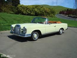 classic mercedes convertible 1960 mercedes benz 220se cabriolet vintage cars pinterest