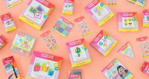 kid craft kits handmade kids activity kits and supplies at