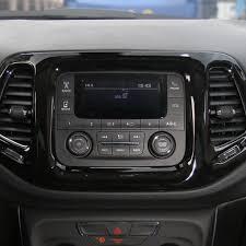 Minivan Interior Accessories For Jeep Compass 2017 Interior Accessories 3 5inch Dashboard
